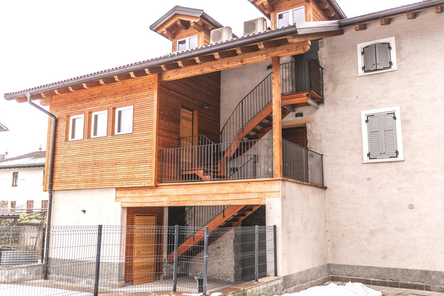 Holiday apartments in Trentino
